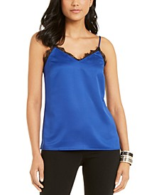Lace-Trim Camisole, Created For Macy's