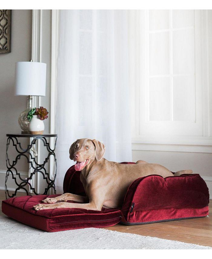 La-Z-Boy - 38 X 29 Duchess Fold Out Sofa Dog Bed