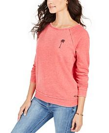 Juniors' Pacific Highway Fleece Sweatshirt