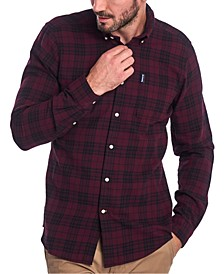 Men's Country Tailored-Fit Check Shirt