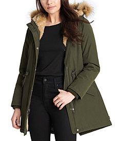 Levi's® Women's Arctic Cloth Faux-Fur-Trim Parka