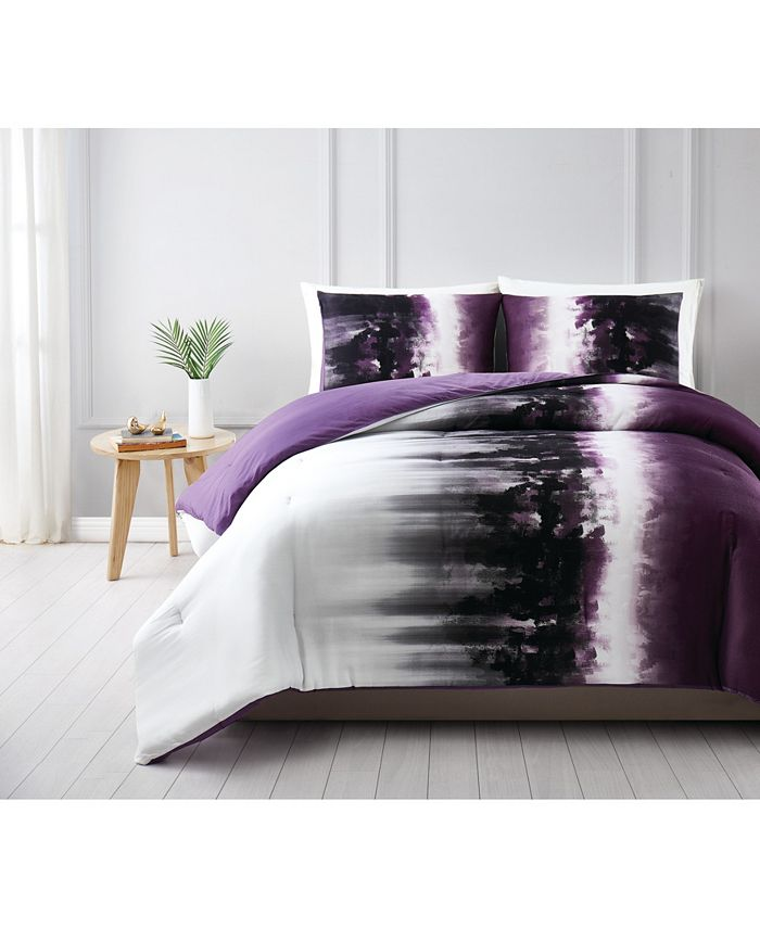 Vince Camuto Home - Mirrea Twin Extra Long Comforter Set