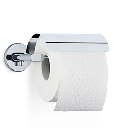 Wall Mounted Toilet Paper Holder With Cover - Polished - Areo
