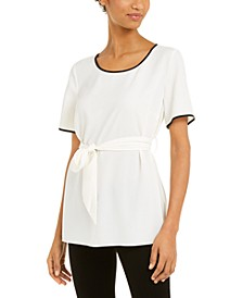 Tie-Waist Top, Created For Macy's