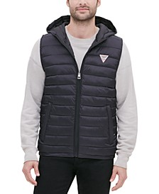 Men's Hooded Puffer Vest