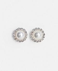 Pearl Detail Earrings