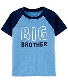 Toddler Boys Big Brother T-Shirt