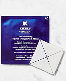 Line-Minimizing Targeted Triangle Patch-Masks, 1 Sachet
