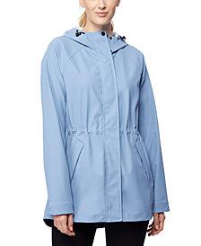32 Degrees Hooded Water-Resistant Anorak Raincoat