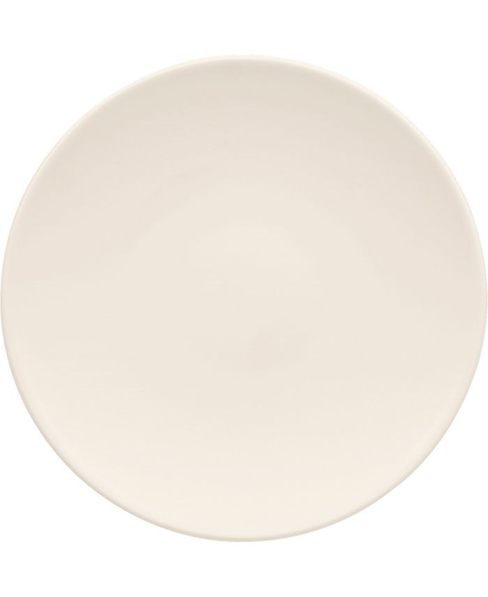 Villeroy & Boch - Metro Chic Blanc Coupe Buffet plate