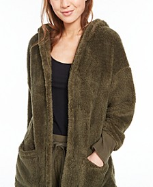 Juniors' Cozy Cardigan