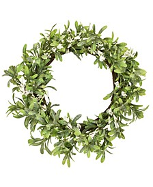 "22"" D Blossom Wreath"