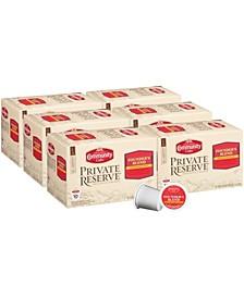 Private Reserve Founder's Blend Medium-Dark Roast Single Serve Pods, Keurig K-Cup Brewer Compatible, Pack of 60