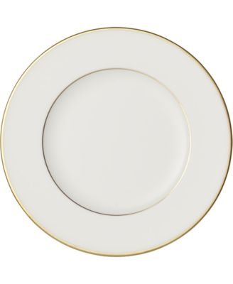Anmut Gold Bread & Butter Plate