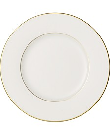 Anmut Gold Salad Plate