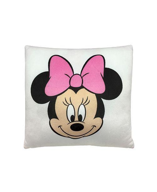 Jay Franco XO Minnie 2-Pack Squishy Pillow Pair