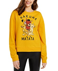 Disney Juniors' Hakuna Matata Graphic-Print T-Shirt