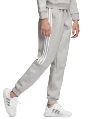 Kid Adidas Big Boys Fleece Pants