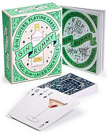 Gin Lovers Playing Cards