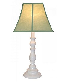 Base Resin Table Lamp