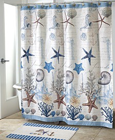 Antigua Shower Curtain Collection