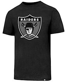 Men's Oakland Raiders Knock Around Club T-Shirt