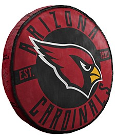 Arizona Cardinals 15inch Cloud Pillow