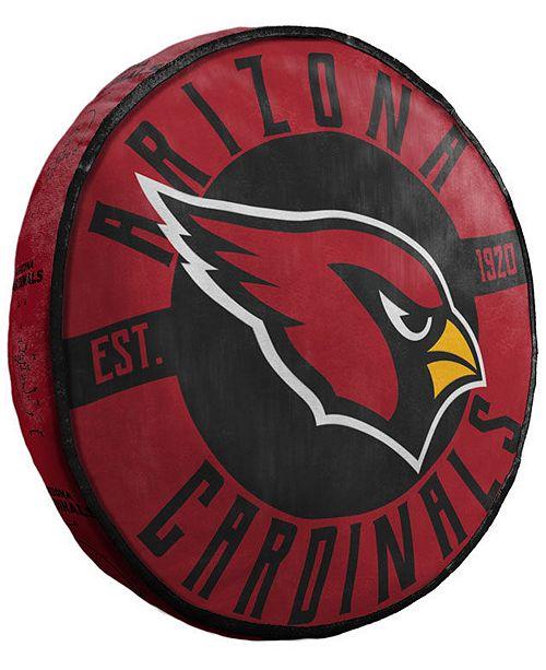 Northwest Company Arizona Cardinals 15inch Cloud Pillow