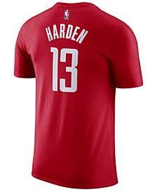 Men's James Harden Houston Rockets Icon Player T-Shirt