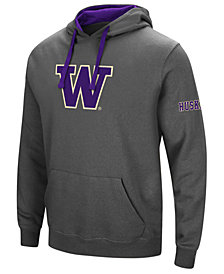 Colosseum Men's Washington Huskies Big Logo Hoodie