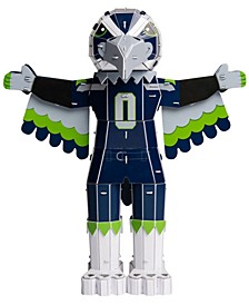 "Seattle Seahawks 12"" Mascot Puzzle"