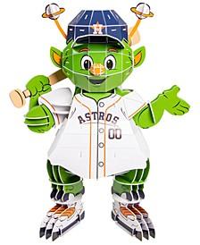 "Houston Astros 12"" Mascot Puzzle"