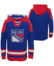 Big Boys New York Rangers Ageless Hoodie