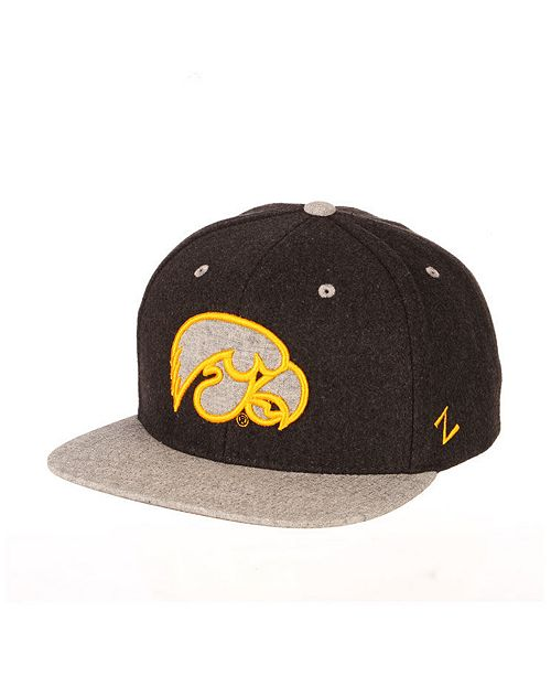 Zephyr Iowa Hawkeyes Bespoke Snapback Cap