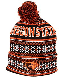 Oregon State Beavers Blitzen Pom Knit Hat