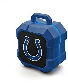 Prime Brands Indianapolis Colts Shockbox LED Speaker
