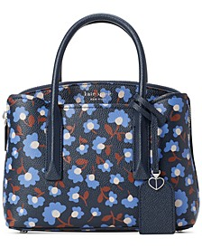 Margaux Party Floral Satchel