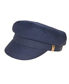 Wool Fiddler Cap