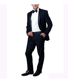 Men's Slim Fit-Performance Stretch 2 Piece Tuxedo Set