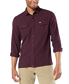Men's All Season Tech Flannel Shirt
