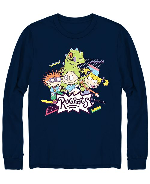 Hybrid Rugrats Only Men's Graphic T-Shirt