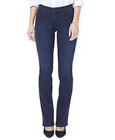 Skinny Barbara Bootcut Jeans