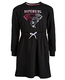 Big Girls Supergirl Dress