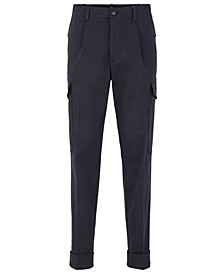 BOSS Men's Relaxed-Fit Cargo Trousers
