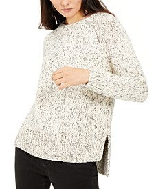 Crewneck Marled Sweater