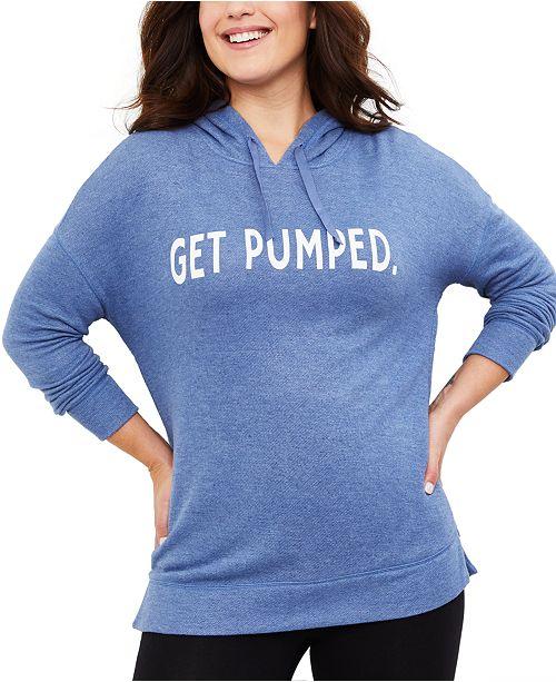 Motherhood Maternity Get Pumped™ Nursing Hoodie