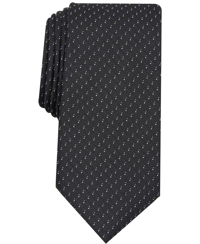 Alfani - Men's Cicero Mini-Dot Tie
