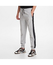 Paris Men's Combo Quilted Insert Jogger