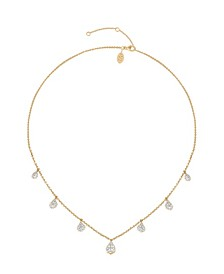 Diamond (7/8 ct. t.w.) Drop Necklace in 14K Yellow Gold
