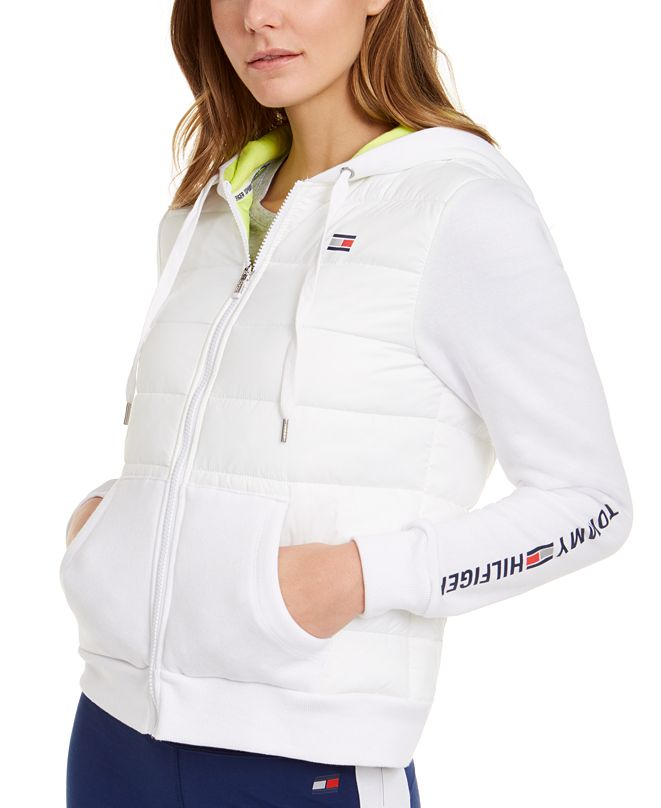 Tommy Hilfiger Quilted Hoodie